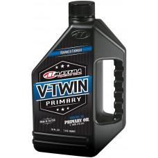 Масло трансмиссионное Maxima V-TWIN Primary Fluid [1л] 80w