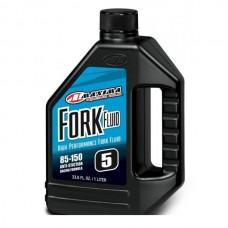 Масло для вилки Maxima RACING FORK FLUID [1л]  5w