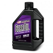 Масло трансмиссионное Maxima PREMIUM GEAR OIL [1л]  80w-90
