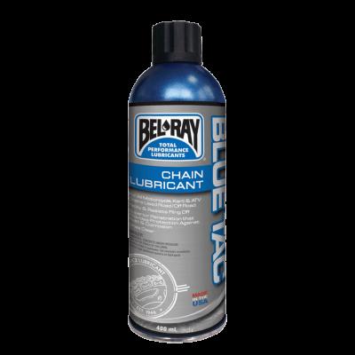 Мото смазка цепи Bel-Ray Blue Tac Chain Lube 400ml