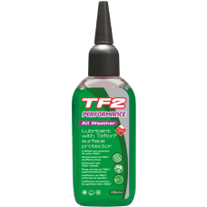 Смазка цепи Weldtite TF2 Performance для любой погоды погоды с тефлоном