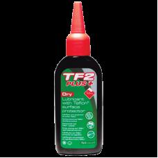 Смазка цепи Weldtite TF2 Plus для сухой погоды с тефлоном 75ml