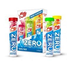 Шипучка ZERO - Три вкусы (Лесная ягода, цитрус, тропические фрукты)