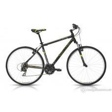 "Велосипед Kellys 15 Cliff 10 Black Yellow 19"""