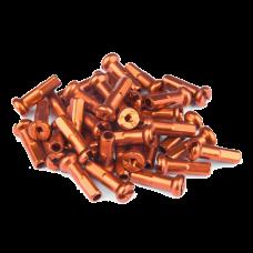 Ниппель FireEye 14mm 38 шт. Оранжевые