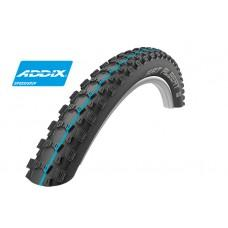 Покрышка Schwalbe Fat Albert Rear Evolution TL-Easy SnakeSkin Folding 24˝x2.40˝ (62-507) B/B-SK Addi
